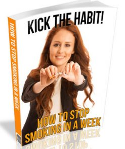 stop smoking in a week plr ebook
