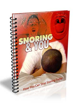 Stop Snoring PLR List Building Package