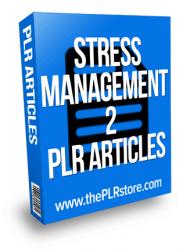 stress management plr articles stress management plr articles Stress Management PLR Articles 2 stress management plr articles 2 190x250