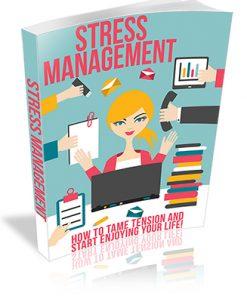 Stress Management PLR Ebook