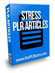stress plr articles stress plr articles Stress PLR Articles with Private Label Rights stress plr articles 190x250