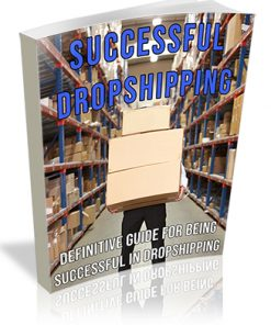Successful Dropshipping PLR Ebook