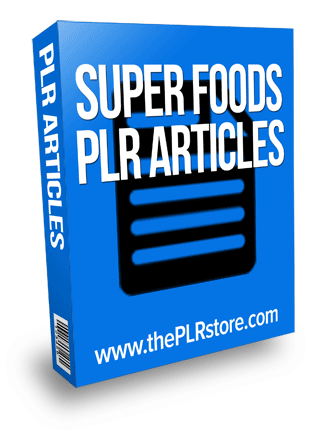 super foods plr articles super foods plr articles Super Foods PLR Articles super foods plr articles