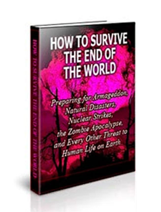 Survive The End Of The World Ebook