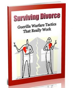 Surviving Divorce Ebook MRR