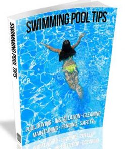 Swimming Pool Tips PLR Ebook