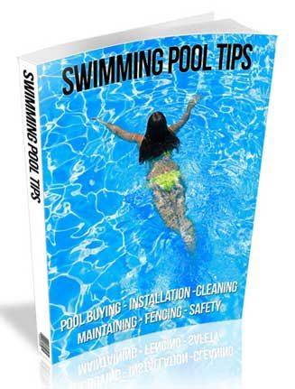 Swimming Pool Tips PLR Ebook