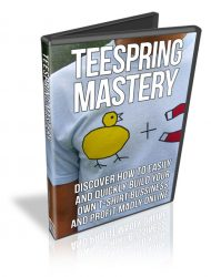 teespring-mastery-plr-video  TeeSpring Mastery PLR Video Series with Private Label Rights teespring mastery plr video 190x250