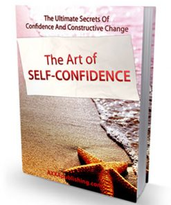 the art of self confidence plr ebook
