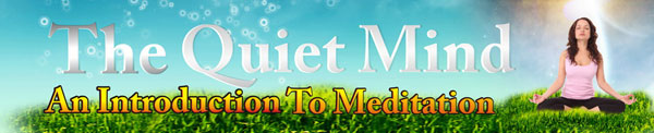 The Quiet Mind Ebook Package MRR