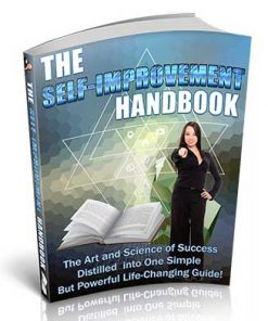 The Self Improvement Handbook PLR Ebook