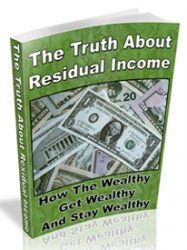 thetruthaboutresidualincomecover  The Truth About Residual Income PLR eBook thetruthaboutresidualincomecover 187x250