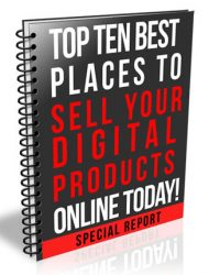 top ten digital marketplaces plr ebook