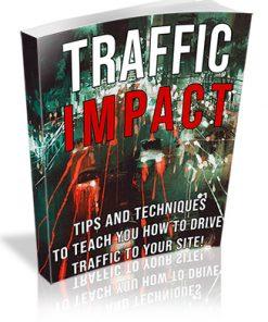 Traffic Impact PLR Ebook