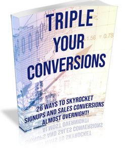 Triple Your Conversions PLR Ebook
