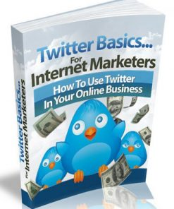 twitter basics for marketers ebook