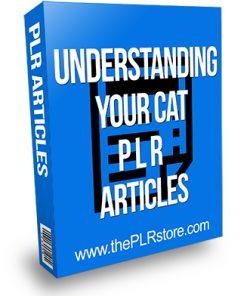 Understanding Your Cat PLR Articles