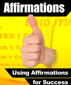 using affrimations for success plr ebook
