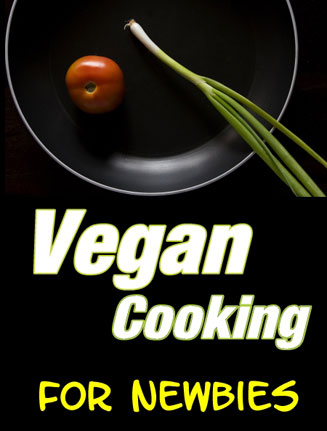 vegan cooking plr ebook