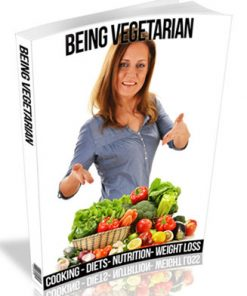 vegetarian plr ebook