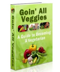 veggies plr ebook