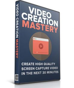 video creation mastery plr