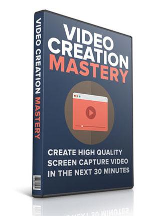 video creation mastery plr