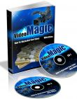 Video Magic PLR Audio/Ebook video magic plr cover 110x140
