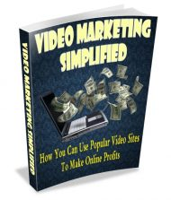 video-marketing-simplified-plr-ebook-cover  Video Marketing Simplified PLR Ebook video marketing simplified plr ebook cover 190x223