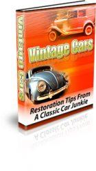 vintage-cars-plr-ebook-cover  Vintage Cars PLR eBook vintage cars plr ebook cover 140x250