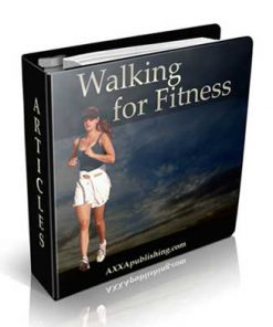 Walking For Fitness PLR Ebook