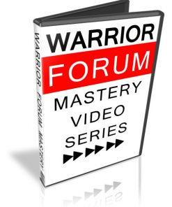 warrior forum mastery plr video