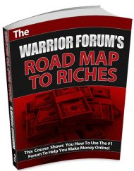 warrior forum roadmap to riches plr ebook warrior forum roadmap to riches plr ebook Warrior Forum Roadmap to Riches PLR Ebook Package warrior forum road map plr cover 190x243