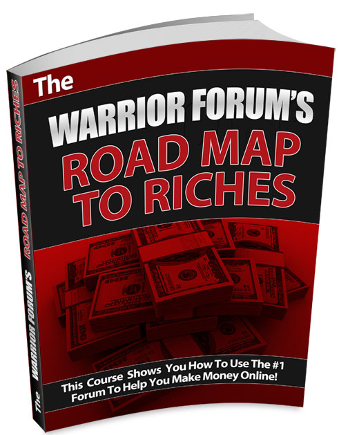 warrior forum roadmap to riches plr ebook