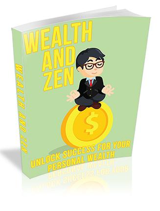 Wealth and Zen PLR Ebook