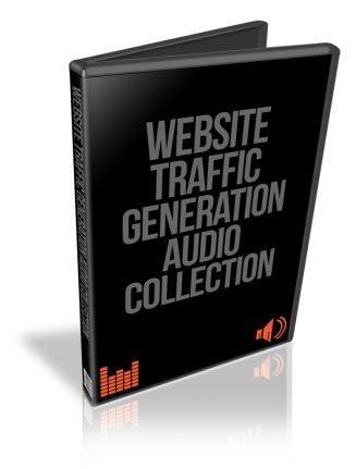 Website Traffic Generation PLR Audio Collection website traffic gneration collection plr audio 327x431