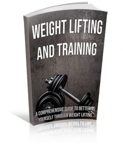 Weight Lifting and Training PLR Ebook
