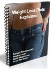 weight loss diets explained plr ebook weight loss diets explained plr ebook Weight Loss Diets Explained PLR Ebook with Private Label Rights weight loss diets explained plr ebook 110x140