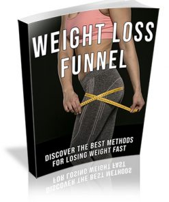 Weight Loss Funnel PLR Ebook