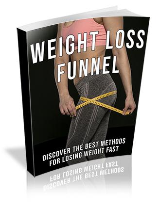 Weight Loss Funnel PLR Ebook