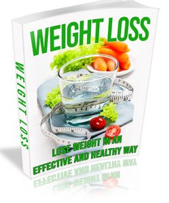 Weight Loss PLR Ebook