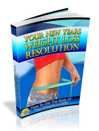 weight loss plr ebook