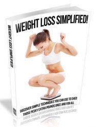 Weight Loss Simplified PLR Ebook weight loss simplified plr ebook Weight Loss Simplified PLR Ebook weight loss simplified plr ebook 1 190x250