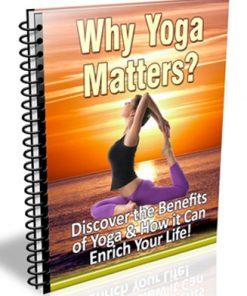 why yoga matters plr autoresonder messages