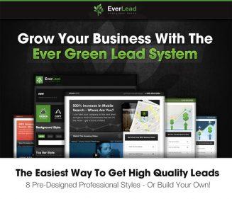 Wordpress Ever Green Lead System PLR Plugin wordpress evergreen lead plugin plr cover 327x281
