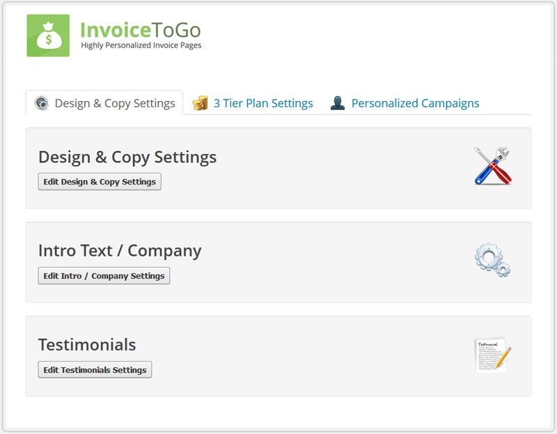 WordPress Invoice To Go Plugin MRR - Wordpress invoice