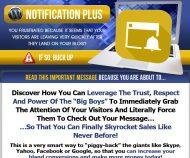 wordpress-notification-plus-plugin-mrr-cover  Wordpress Notification PLR Plugin MRR wordpress notification plus plugin mrr cover 190x158