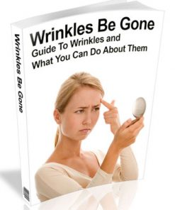 wrinkles be gone plr ebook
