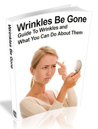 wrinkles be gone plr ebook