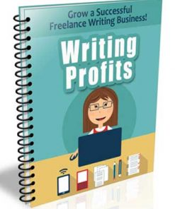 Writing Profits PLR Autoresponder Messages